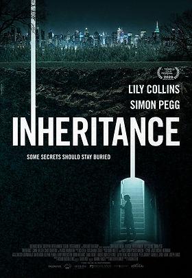 Inheritance (2020) MOVIE REVEW | crpWrites