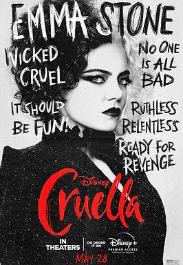 Cruella (2021) MOVIE REVIEW | CRPWrites