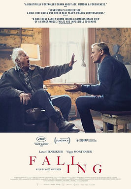 Falling (2021) MOVIE REVIEW | CRPWrites
