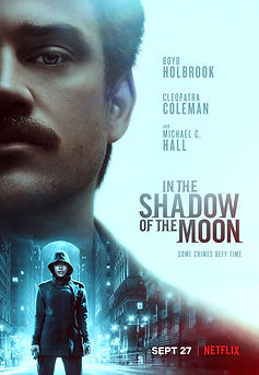 In the Shadow of the Moon REVIEW | crpWrites