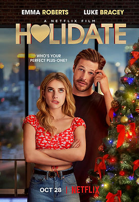 Holidate (2020) MOVIE REVIEW | crpWrites