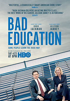 Bad Education (HBO) REVIEW   crpWrites