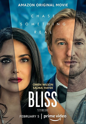 Bliss (2021) MOVIE REVIEW   CRPWrites