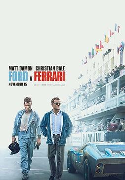 Ford v Ferrari REVIEW | crpWrites