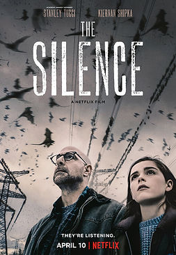 The Silence REVIEW | crpWrites