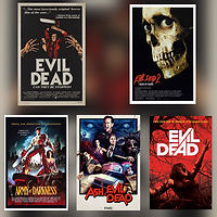 The Evil Dead Seres Ranked