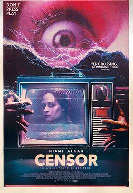 Censor (2021) MOVIE REVIEW   CRPWrites