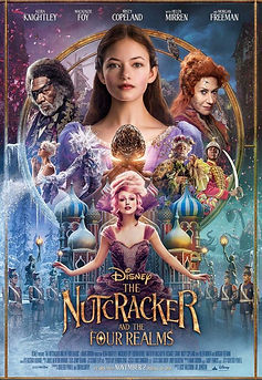 The Nutcracker and the Four Realms REVIEW   crpWrites