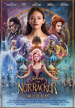 The Nutcracker and the Four Realms REVIEW | crpWrites
