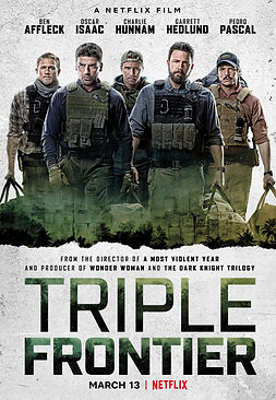 Triple Frontier REVIEW | crpWritesjpg