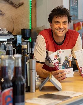 Café _Wilder Mann_ - Frank Riedel
