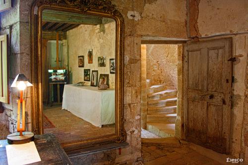 Manoir de Giverdy à Sainte-Marie
