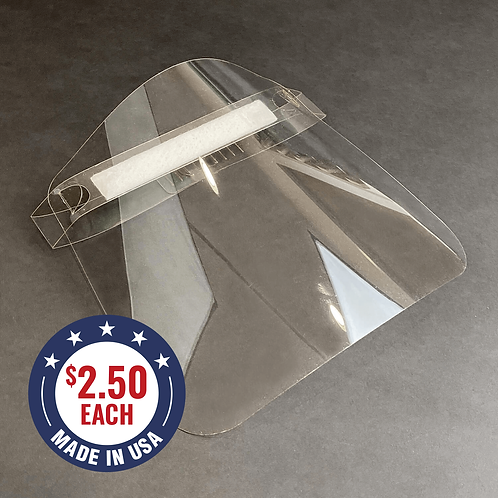 Economy Face Shield - 100 pack