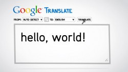 Learn English by yourself: Google Translate Part I