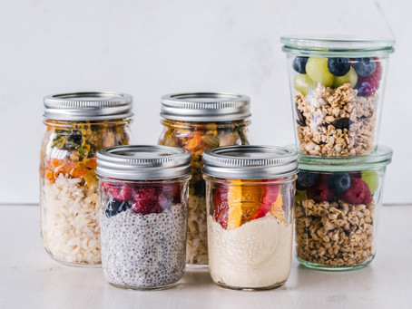 Meal Prep 101 with Honest To Goodness