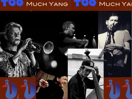 Too Much Yang på Samsø Jazzfestival