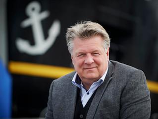 Jan Fritz Hansen indtræder i Samsø Linien A/S's bestyrelse