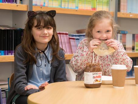 La Petite Ecole Kentoise does French Pancake Day