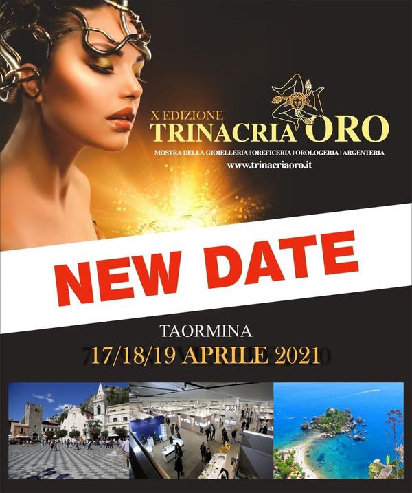 fiera gioielleria trinacria oro Taormina