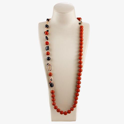 Collana corallo rosso Marakò Gioiello Italiano