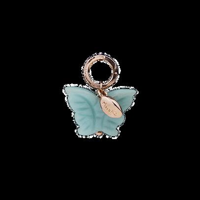 Ciondolo Farfalla amazzonite
