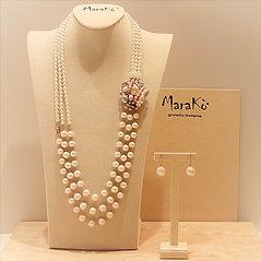 Gioielli perle coltivate