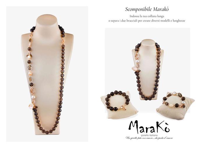 Scomponibile Marakò - Pietre