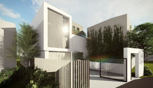 Planning Permission Approved for Contemporary New Home near Derby City Centre.