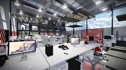 Open plan office 1