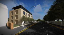 Kesleston Road Apartments West Facing