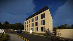 Kedleston Road Apartments North Facing