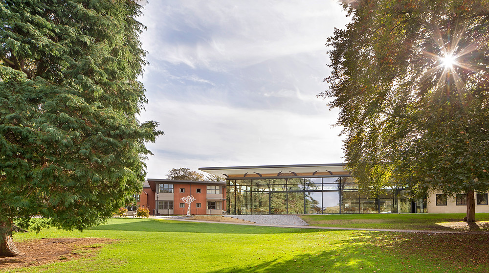 Foremarke Hall Dining Hall by Matthew Montague Architects