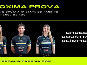 Equipe Disputa a 4ª Etapa do Ranking Catarinense de XCO
