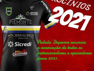 PATROCINIOS 2021