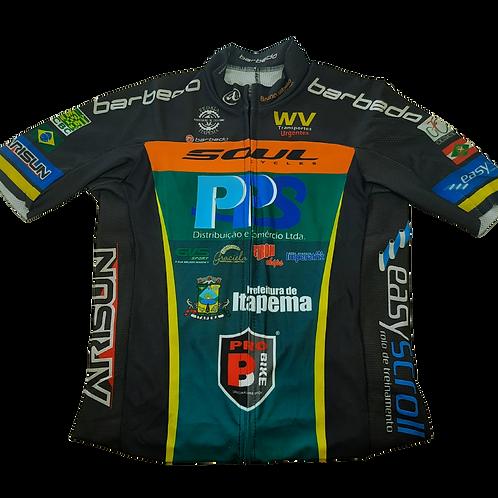 Camisa Ciclismo Pedala Itapema 2017