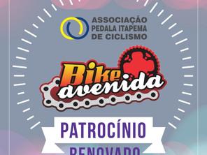 Pedala Itapema e Bike Avenida renovam patrocínio até o final de 2020