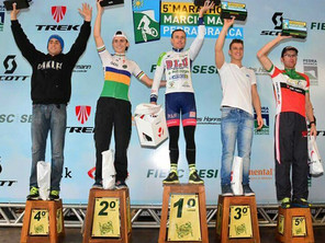 Sergio Jose Reis é podio no 5º Marathon Marcio May Pedra Branca
