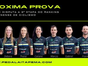 Equipe Disputa a 3ª Etapa do Ranking Catarinense de Ciclismo