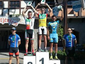 Prospectando bons resultados para o Brasileiro de Máster de Ciclismo.