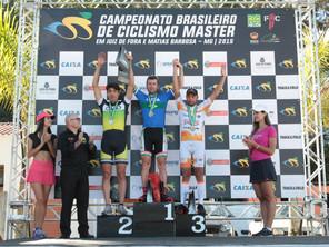 Sergio Jose Reis é Campeão Brasileiro de Ciclismo Master