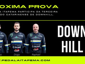 Pedala Itapema Participa da Terceira Etapa do Catarinense de Downhill