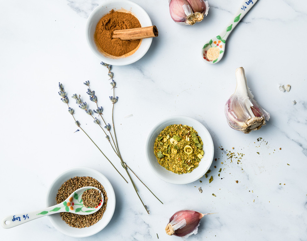 Spices and Herbs_Food Photography_Bonjou