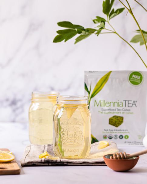 Client: Millenia Tea
