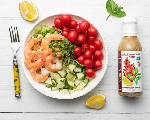 Client: Lemonette Salad Dressing