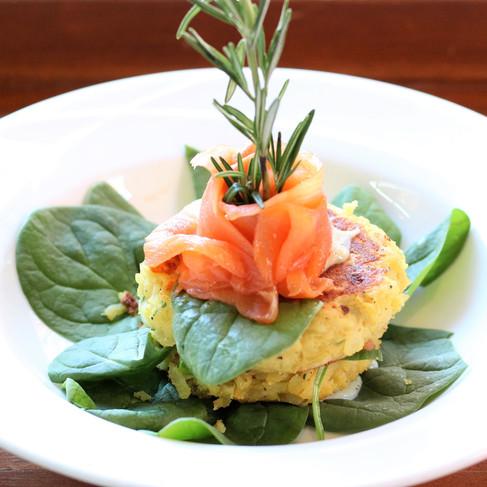 Smoked Salmon on Rosti_ Darlise Cafe_Restaurant Photography_Bonjour Tasty by Florence Grun