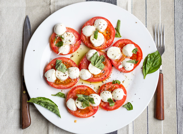 Caprese Salad _ Food Photography _ Bonjo