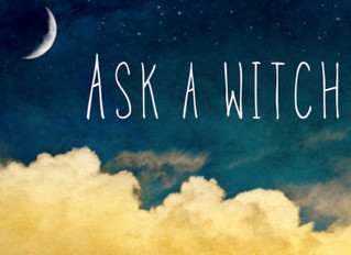 ASK A WITCH-Dreamy