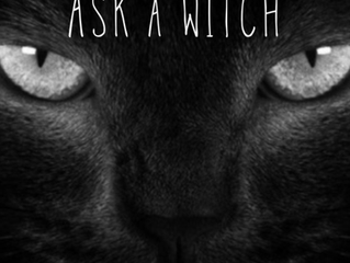ASK A WITCH-Signs