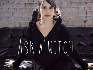 ASK A WITCH-House Clearings and Love Spells