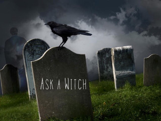 ASK A WITCH-Haunted